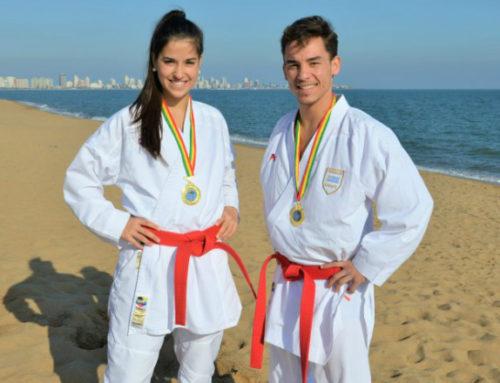 Los proyectos dorados del karate uruguayo
