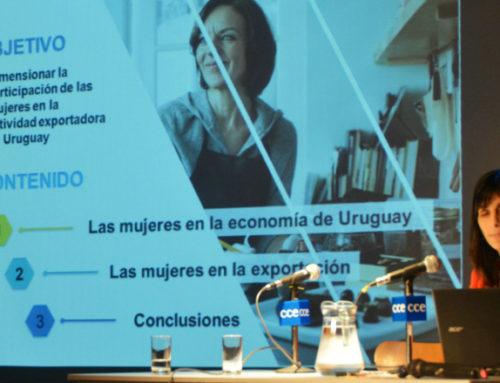 Uruguay promueve el perfil exportador de las mujeres emprendedoras