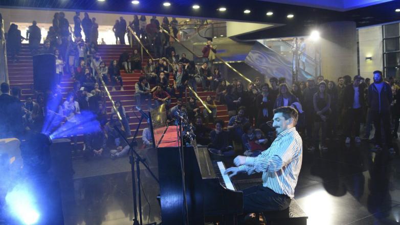 Montevideo Sound City unió la música bajo un mismo techo