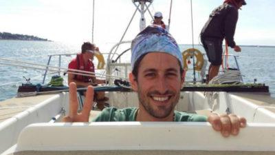 Fernando Antía será el representante uruguayo en la World Yacht Race