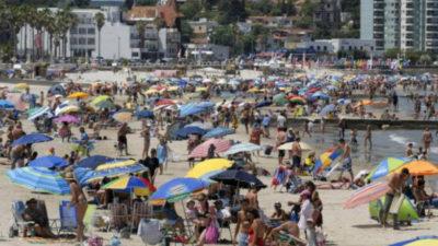Récord de turistas: arribaron 2,4 millones en los siete meses del año