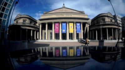 El Teatro Solís lanza un libro sobre su historia