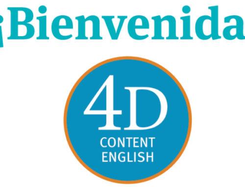 4D Content English: una nueva Empresa B se integra a la marca país