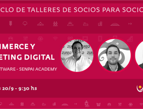 Taller de e-commerce y marketing digital para socios de Marca País