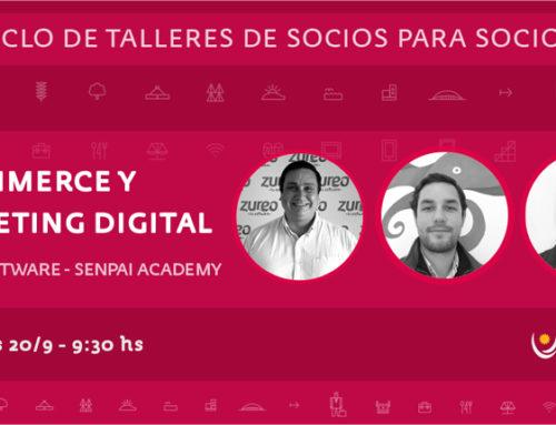 Taller de e-commerce y marketing digital para socios de Marca País