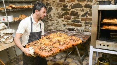 La vuelta al pan natural