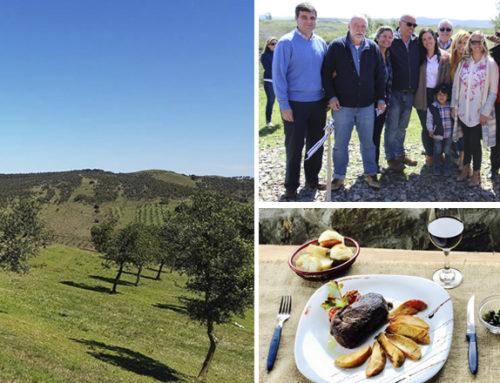 Nueva planta elaboradora de aceite de oliva y restorán Cumbres del Sabiá, suman atractivos para Lavalleja