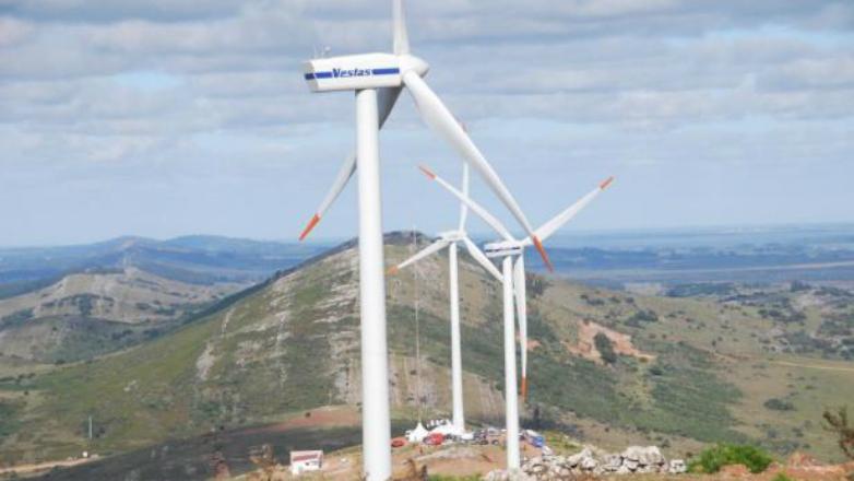 """Uruguay es un ejemplo """"notable"""" en la incorporación de energía eólica"""