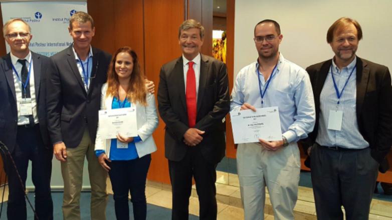Científico uruguayo gana premio mundial