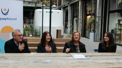 A cuatro meses de su apertura, Sinergia Design ya lleva la marca Uruguay Natural