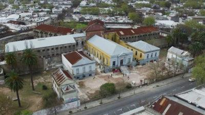 Edificio de ex cárcel de mujeres de Miguelete se transformará en sede del Museo de Historia Natural