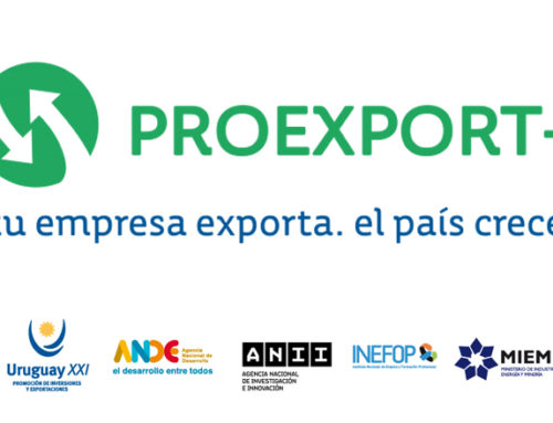 A través de Proexport+, Uruguay apoya a mipymes a la hora de exportar