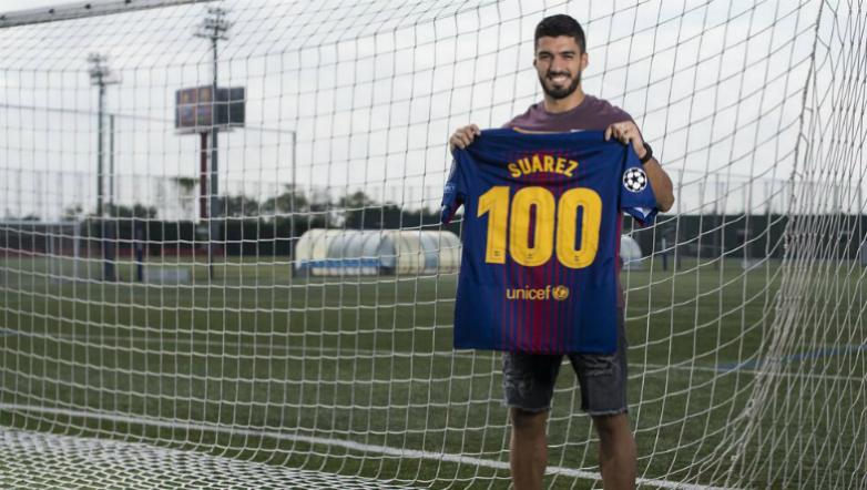Luis Suárez va en busca de un gol pendiente desde 2015
