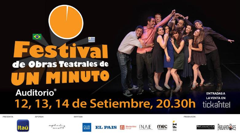 Festival de Obras Teatrales de UN MINUT