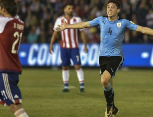 La historia continúa: Uruguay ganó en Asunción y está a un paso de Rusia 2018.
