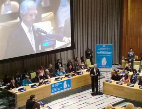 """Tabaré Vázquez en ONU abogó por """"tolerancia cero"""" a abusos sexuales"""