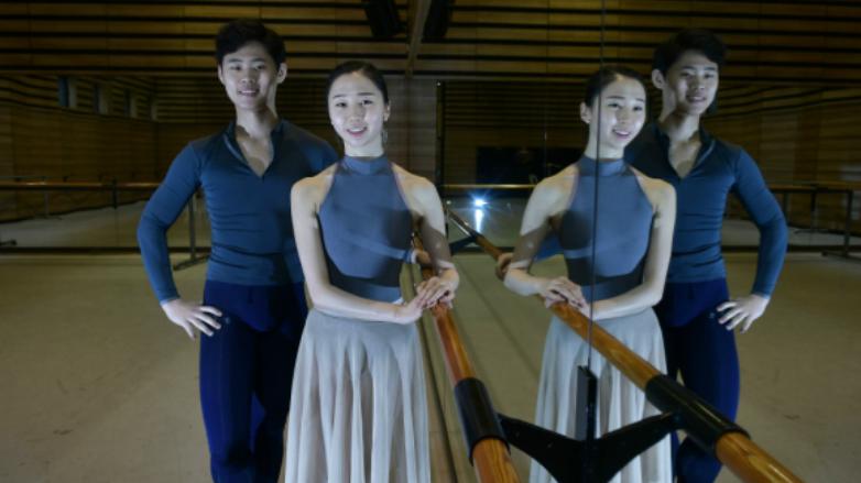 Un salto de bailarín de ballet desde Seúl hasta Montevideo
