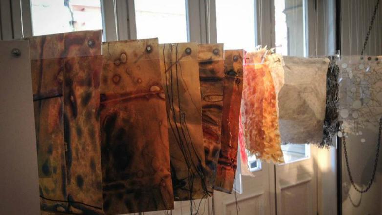 Hasta el 11 de noviembre: VII Bienal Internacional de arte textil contemporáneo