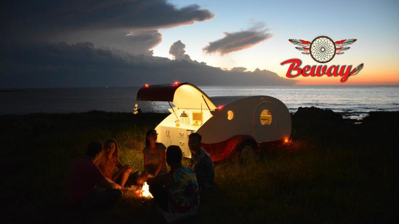 Las mini camper de BEWAY sumarán innovación a la Feria MUY
