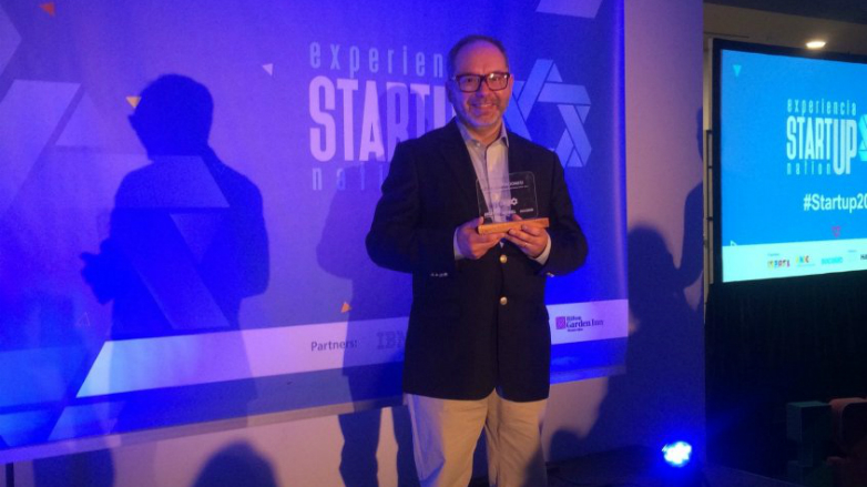Connectus Medical ganó el concurso Startup Nation