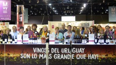 La Feria MUY acercó al público local los productos que llevan la marca país por el mundo