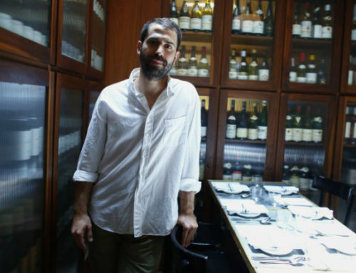 """El uruguayo Ignacio Mattos es el """"chef del año"""" para la revista Esquire"""