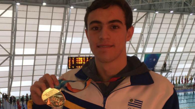 Juegos Sudamericanos de la Juventud: Uruguay consiguió su primera medalla