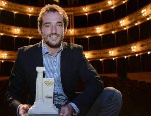 Emiliano Lasa fue distinguido como el deportista del año