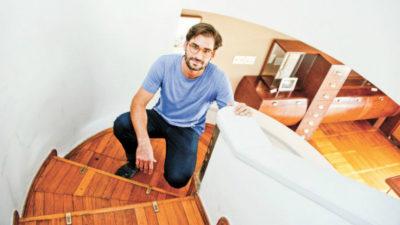 Vilamajó como inspiración de una colección de muebles