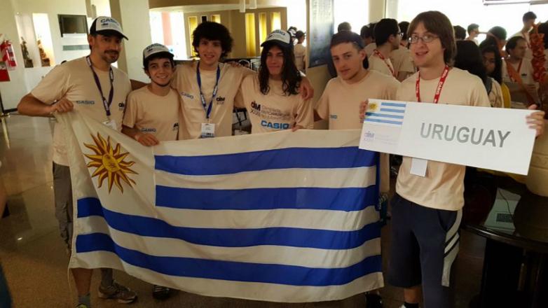 Olimpíada de matemática: uruguayos que suman cifras y también premios