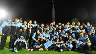 Final Feliz: Uruguay no precisó del Repechaje