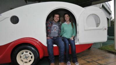 Mini Camper: contacto con la naturaleza en la medida justa