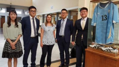 Grupo empresarial chino hará negocios en Lavalleja