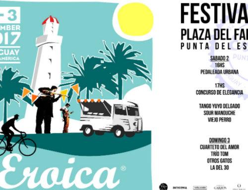 ¡Este fin de semana vuelve Eroica Punta del Este!