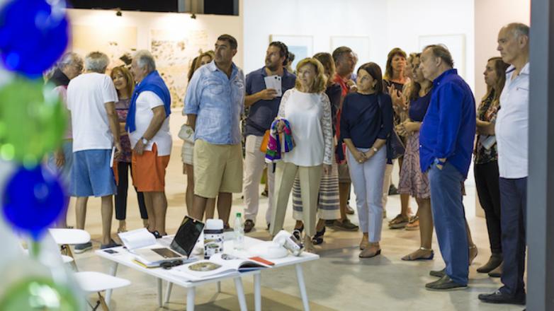 Vuelve la gran cita anual con el arte en Punta del Este