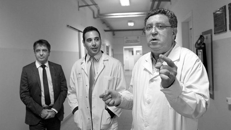 El Hospital de Clínicas hizo su primera cirugía de Parkinson usando microrregistros cerebrales