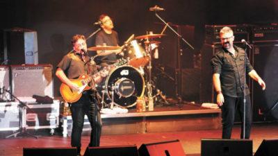 El rock se apodera de Montevideo