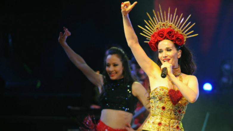 Natalia Oreiro, más reconocida en Rusia que Lionel Messi