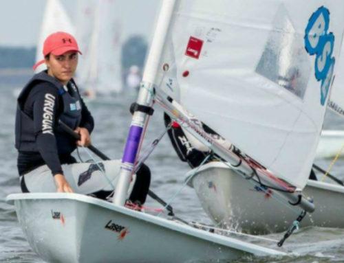 Dolores Moreira se aseguró la medalla de plata y va por el oro