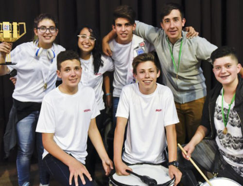 Alumnos del Liceo de Tala representarán a Uruguay en el First Lego League
