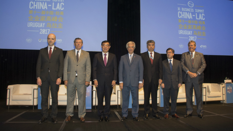 Presencias destacadas y los mejores momentos que dejó la cumbre China-LAC 2017 en Punta del Este