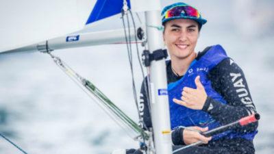 Dolores Moreira ganó la medalla de plata
