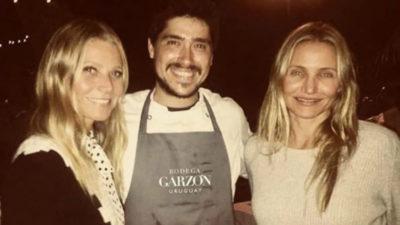 Gwyneth Paltrow y Cameron Díaz comienzan el verano en Punta del Este