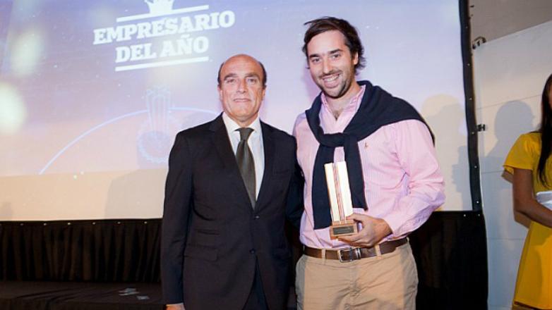 """Felipe Albanell obtuvo el premio """"Empresario del Año"""""""
