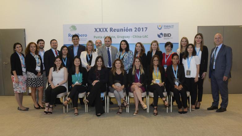 Uruguay XXI transfiere presidencia pro témpore de RedIbero a Procomer de Costa Rica
