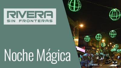 La cadena O Globo destaca La Noche Mágica de Rivera
