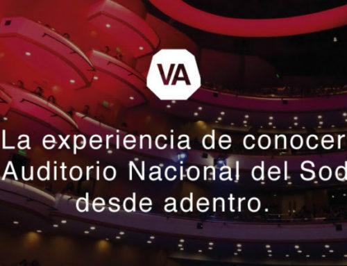 """""""Visitas guiadas en el Auditorio"""": un nuevo espacio para el turismo cultural"""