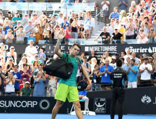 Tenis: Alex de Miñaur, finalista en Sydney, promesa de Australia e hijo de uruguayo