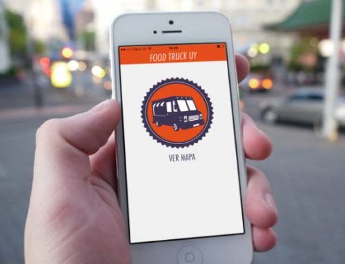 Una app para saber dónde hay foodtrucks