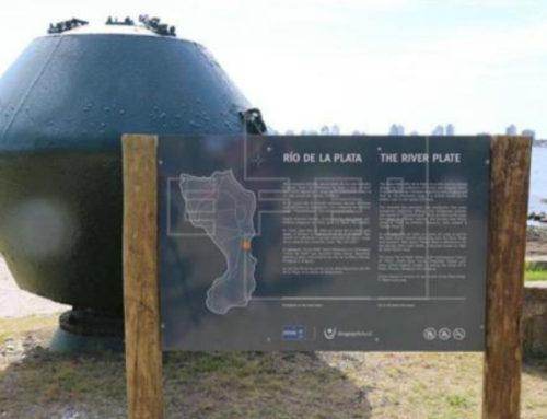 Isla Gorriti: nueva señalética destaca su valor histórico